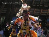 traditional native dancing